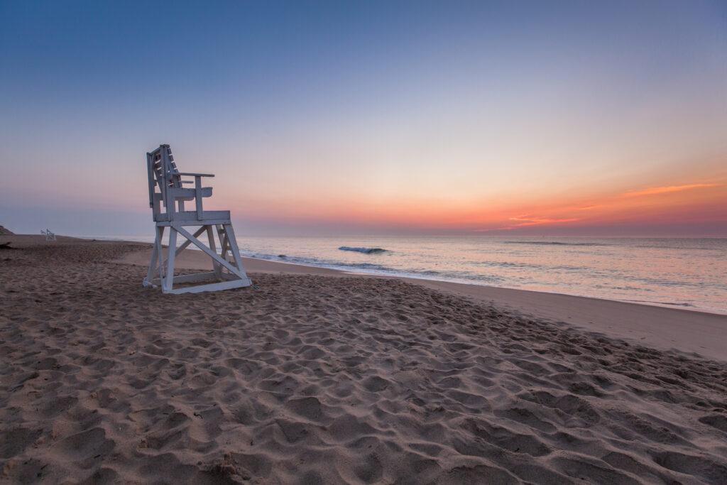 Coast Guard Beach in Cape Cod, Massachusetts.