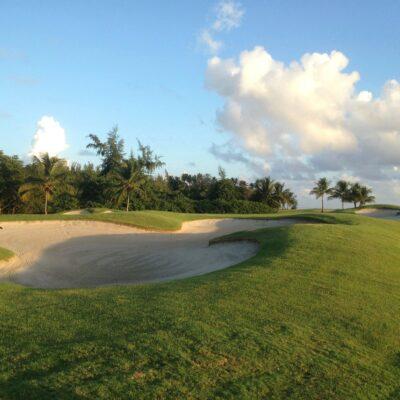 Coco Beach Golf Club in Rio Grande, Puerto Rico.