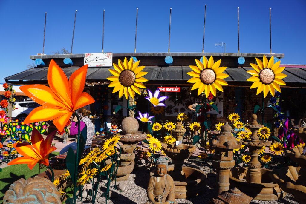 Cocosh Boutique in Tubac, Arizona.