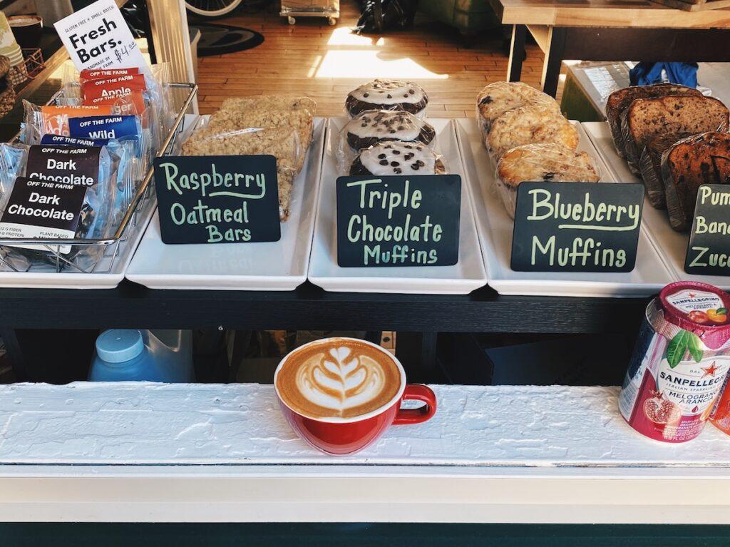 Coffee, drinks, and treats. Breckenridge Coffee Roasters - Cuppa Joe.