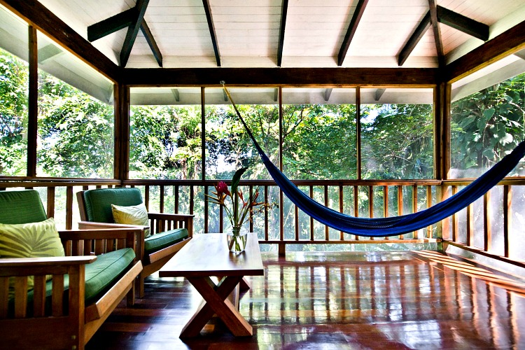 Copal Tree Lodge in Belize is one of the top fly fishing destinations for couples