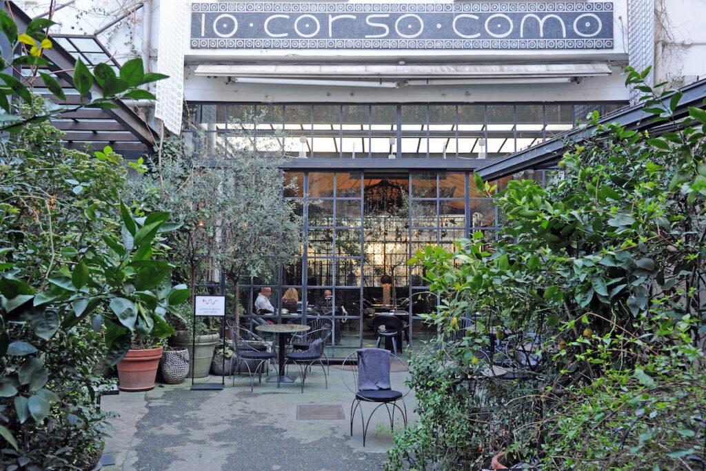 Corso Como, a store in Milan, Italy.