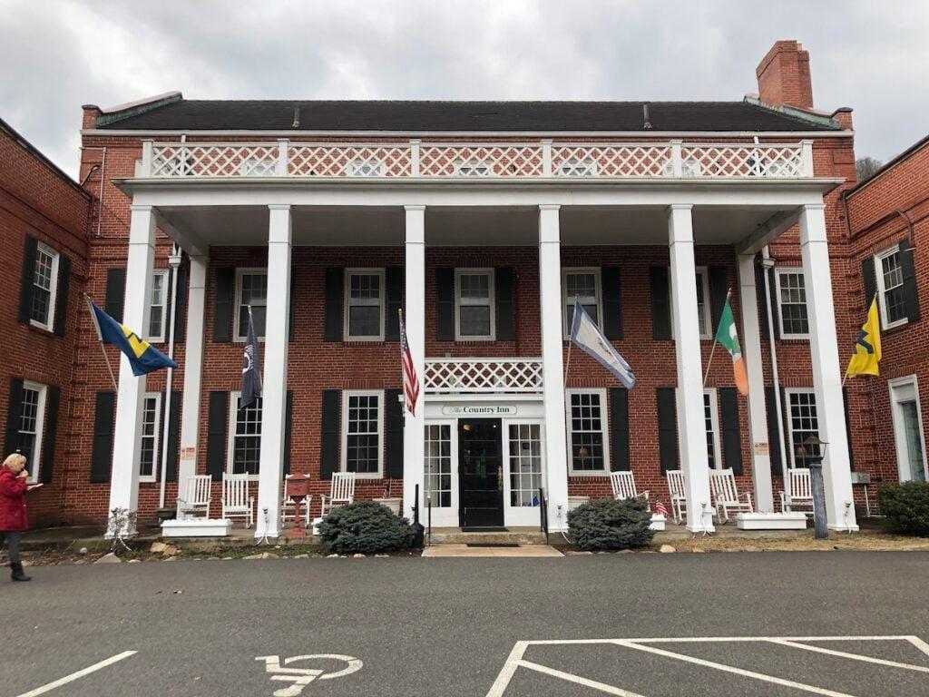 Country Inn of Berkeley Springs, West Virginia.