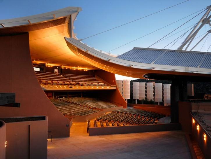 Crosby Theatre, Sante Fe