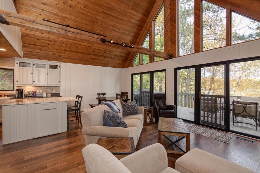 Crosslake Living Room