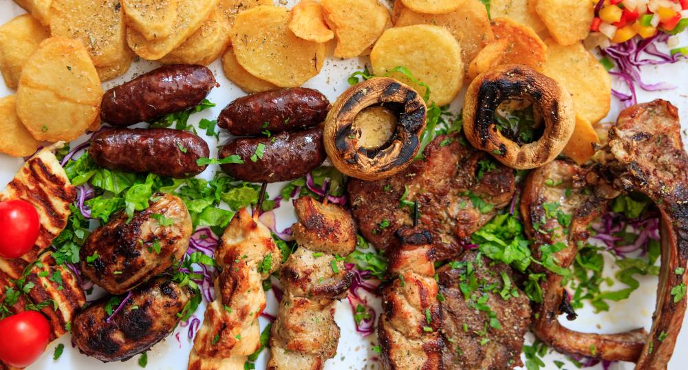 Cypriot delicacies