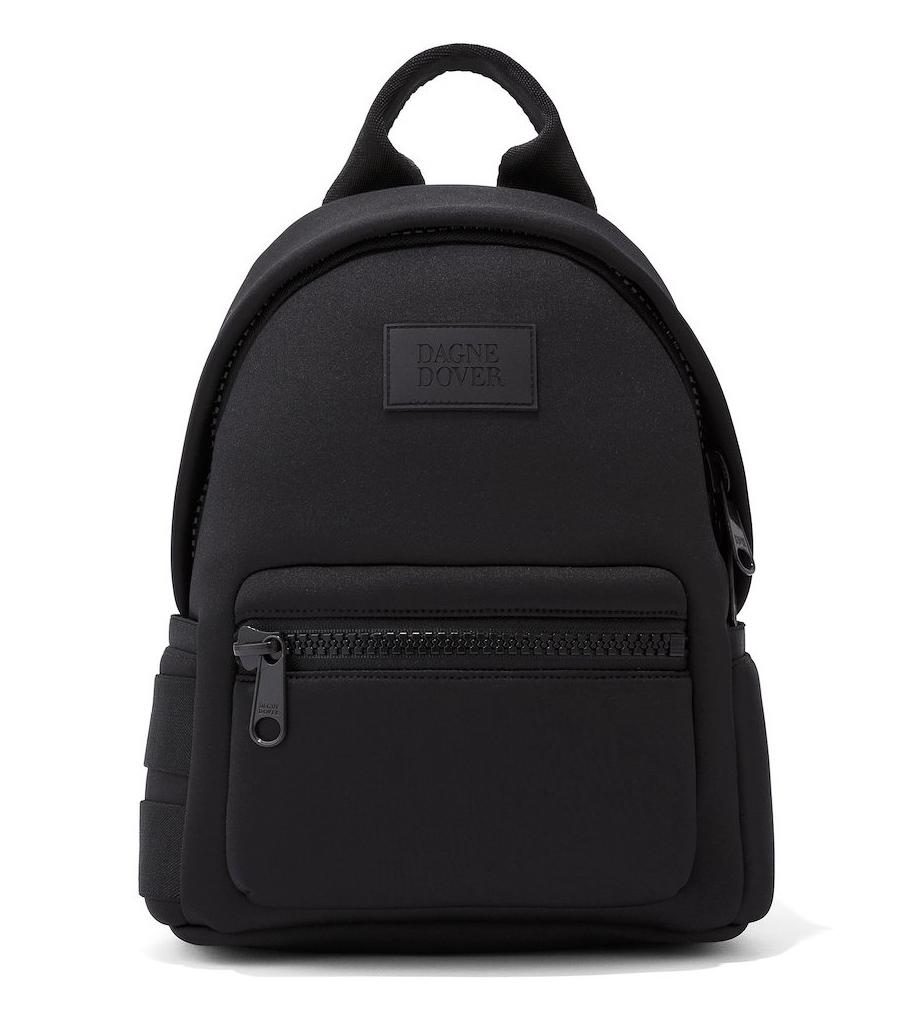 Dakota Backpack in onyx.