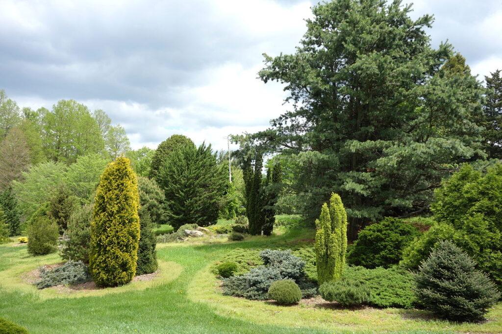 Dawes Arboretum in Newark, Ohio.