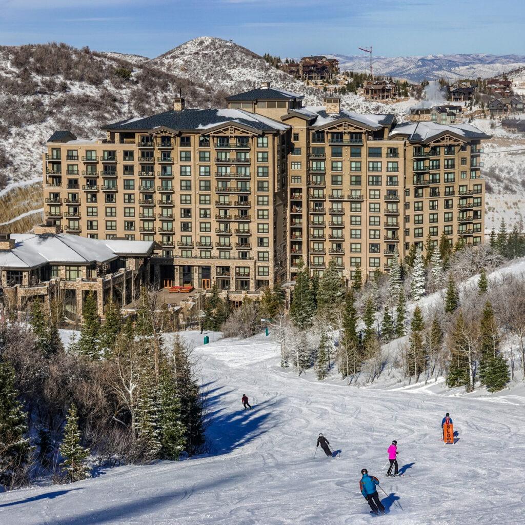 Deer Valley Resort in Utah.