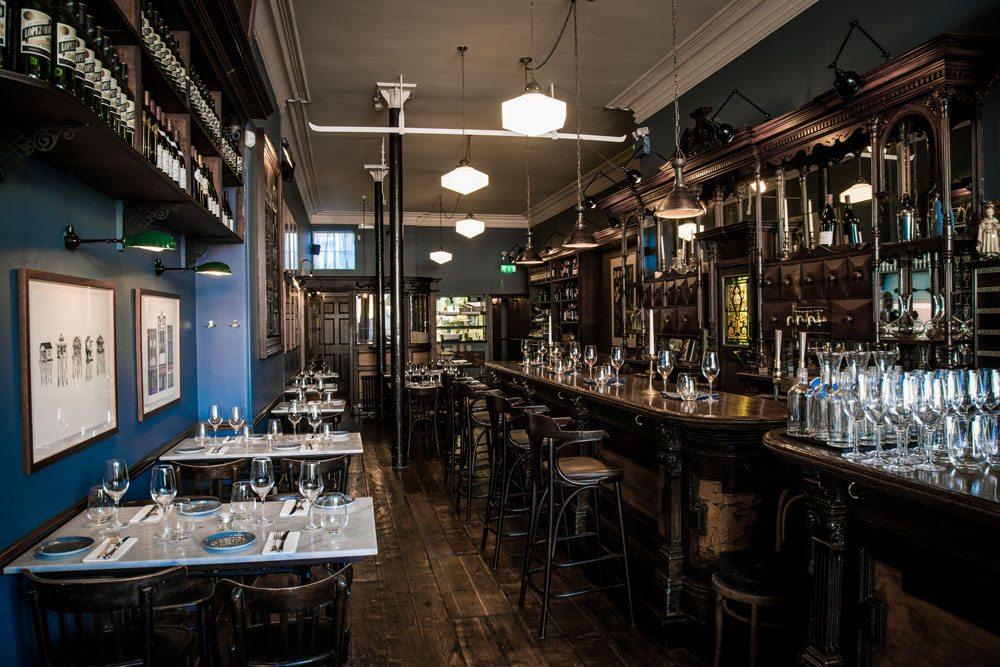 Delahunt, a bistro in Dublin.