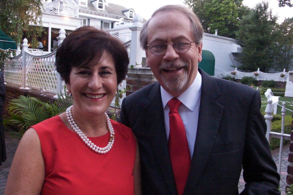 Denis and Lynn Gagnon