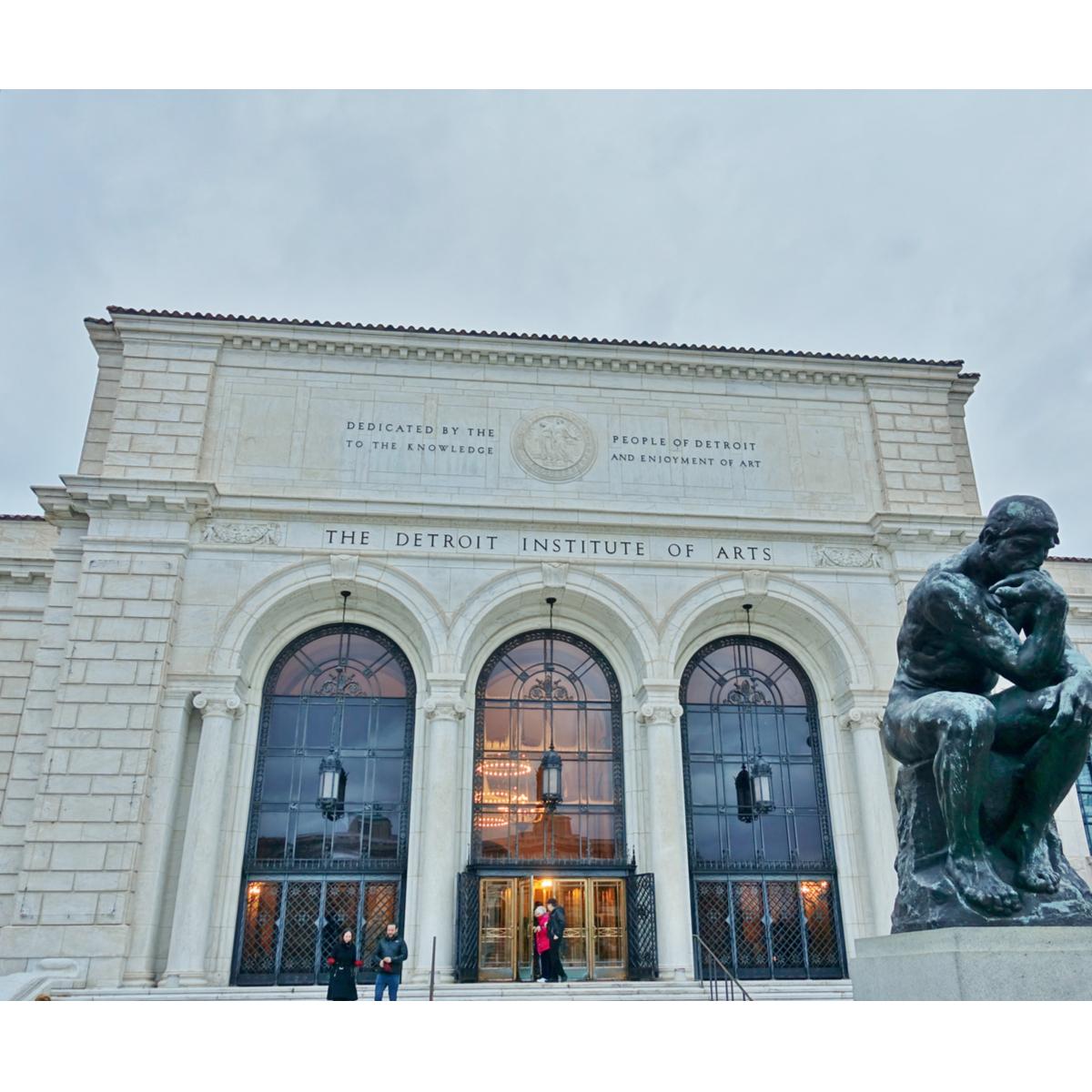 Detroit Institute of Arts.