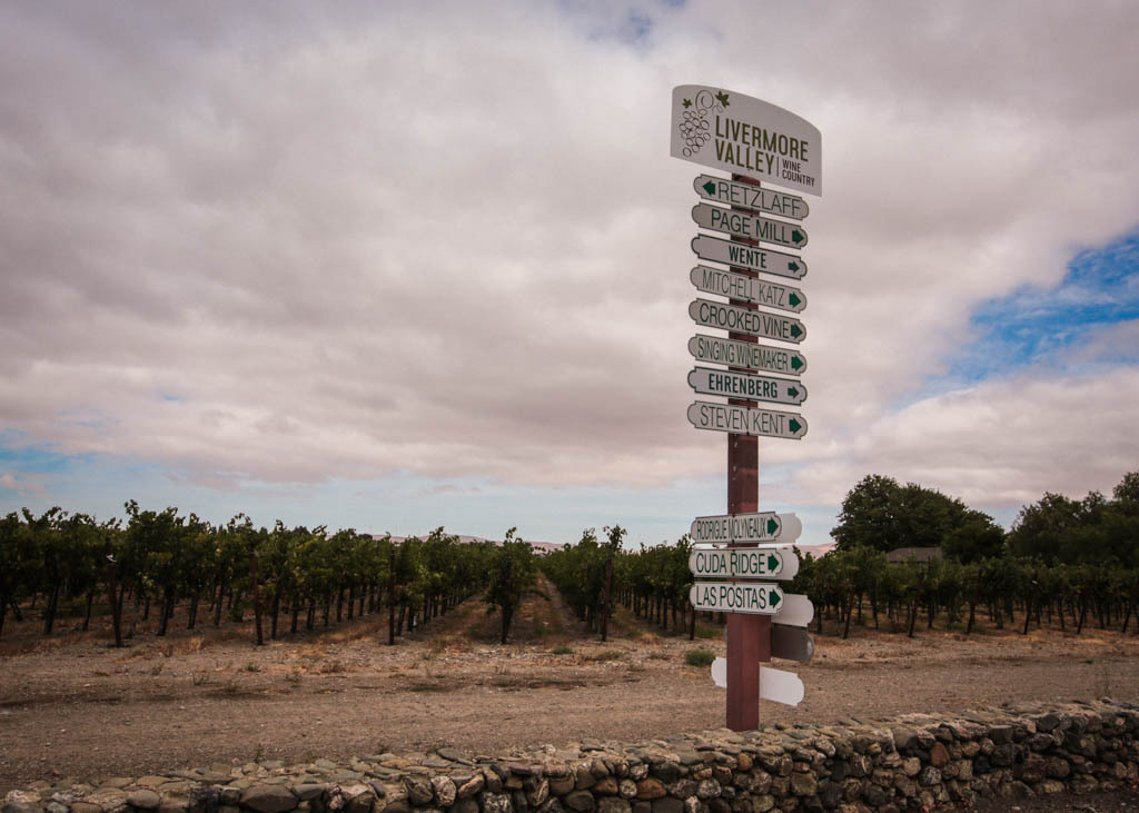 Directions to all of the wineries in Livermore.