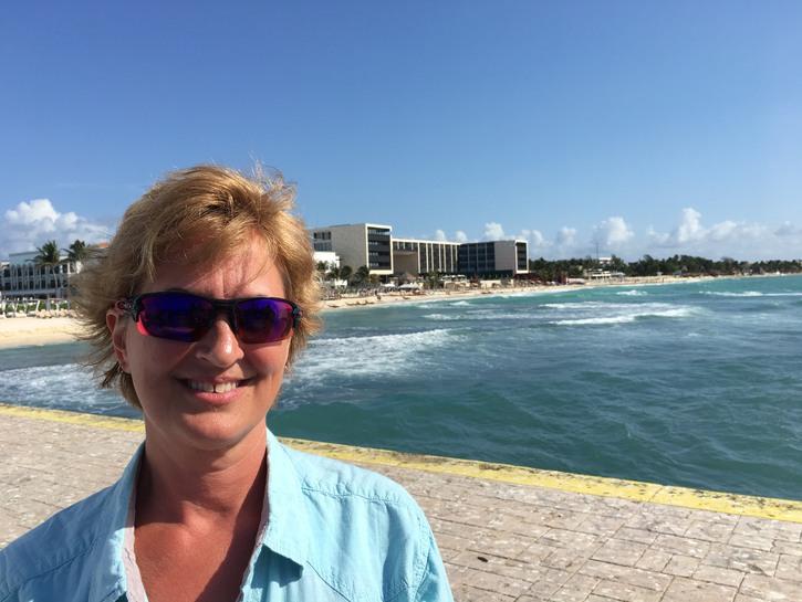 Donna Long of Empty Nestopia Travel Blog.