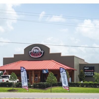 Dons Specialty Meats located in South Louisiana.
