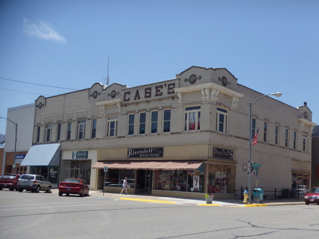 Downtown Abilene, KS