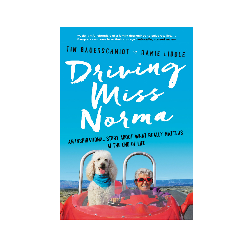 Driving Miss Norma by Tim Bauerschmidt.