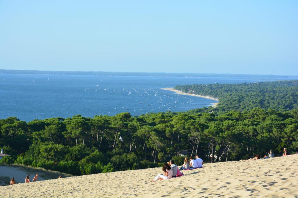 Dune du Pilat, France.