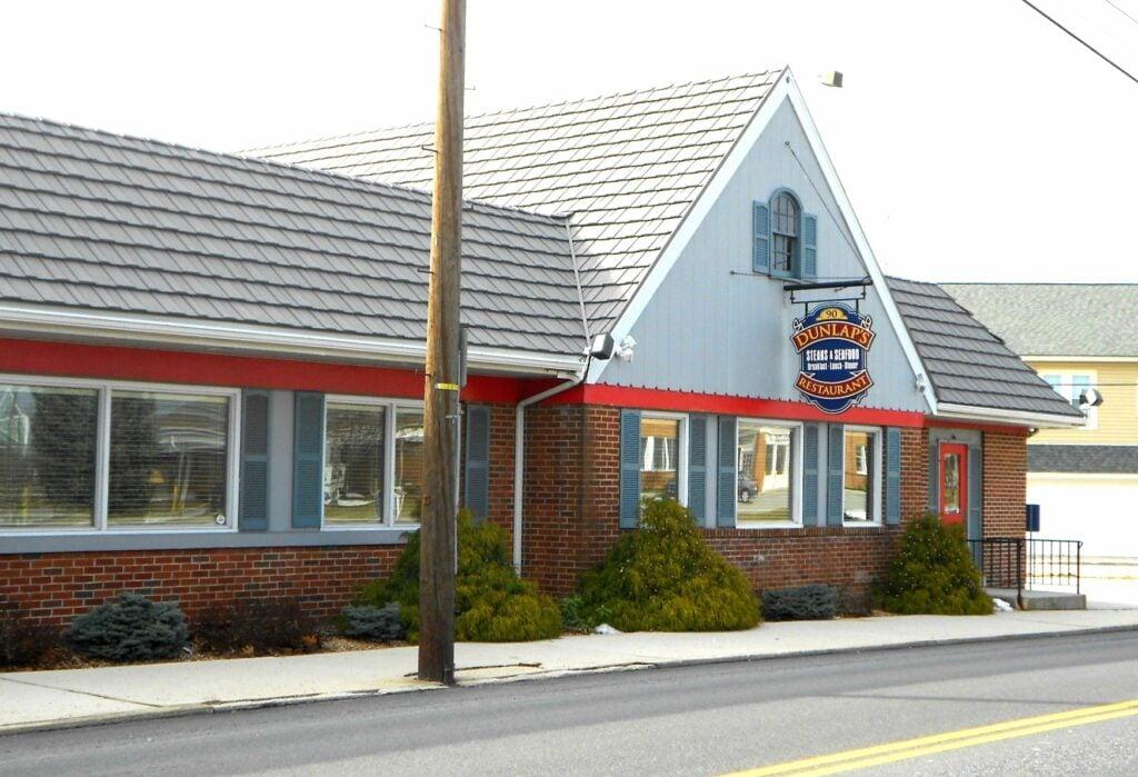 Dunlap's Restaurant in Gettysburg, Pennsylvania