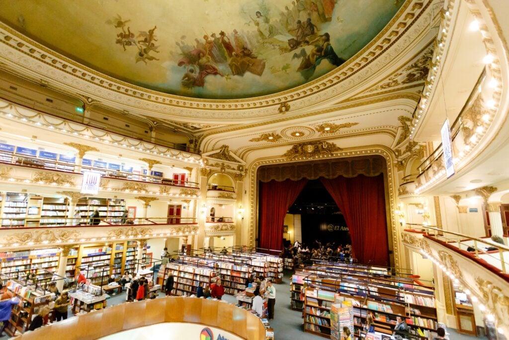 El Ateneo Grand Splendid in Argentina.