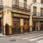 El Rinconcillo, Seville, Spain.