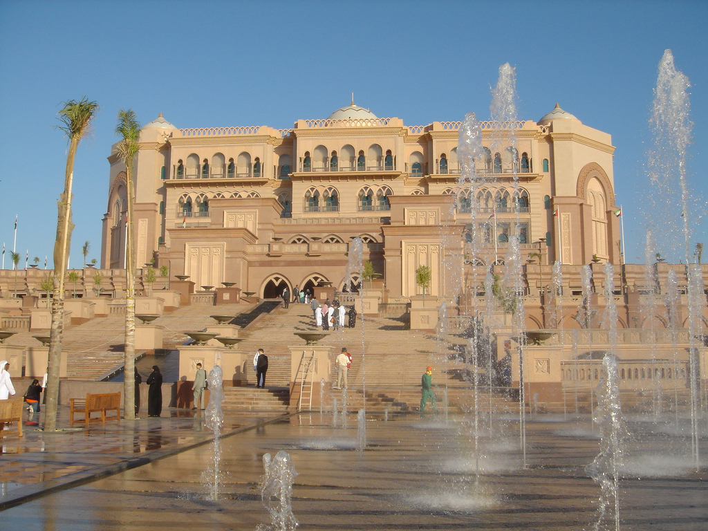 Emirates Palace, UAE