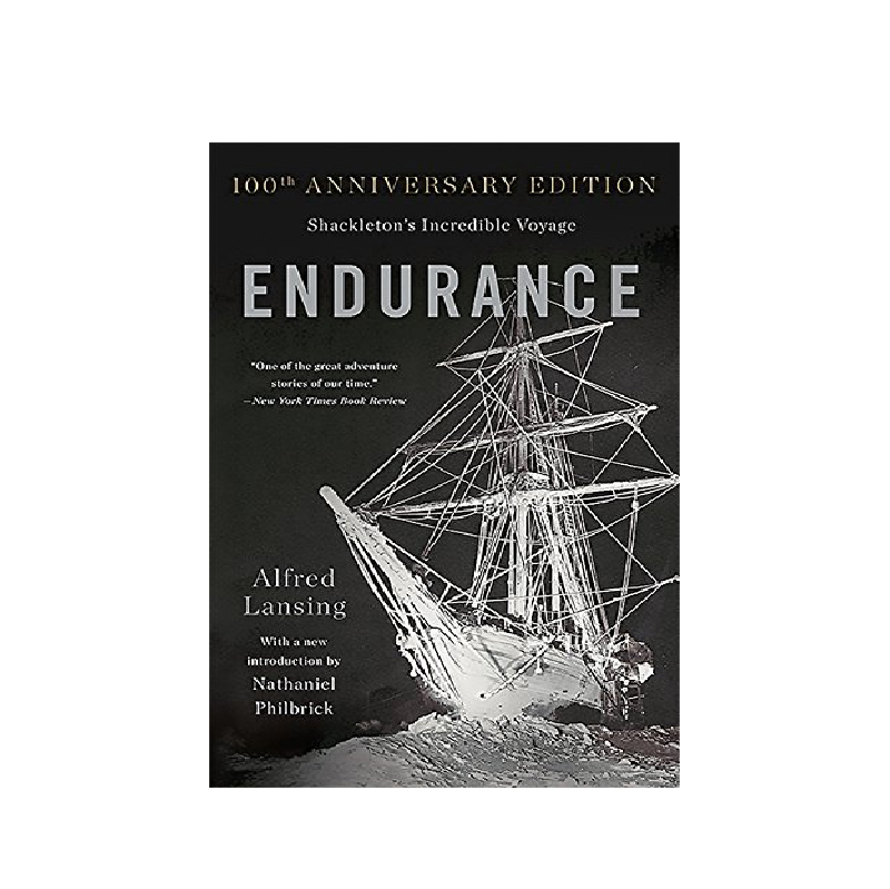 Endurance: Shackleton's Incredible Voyage.