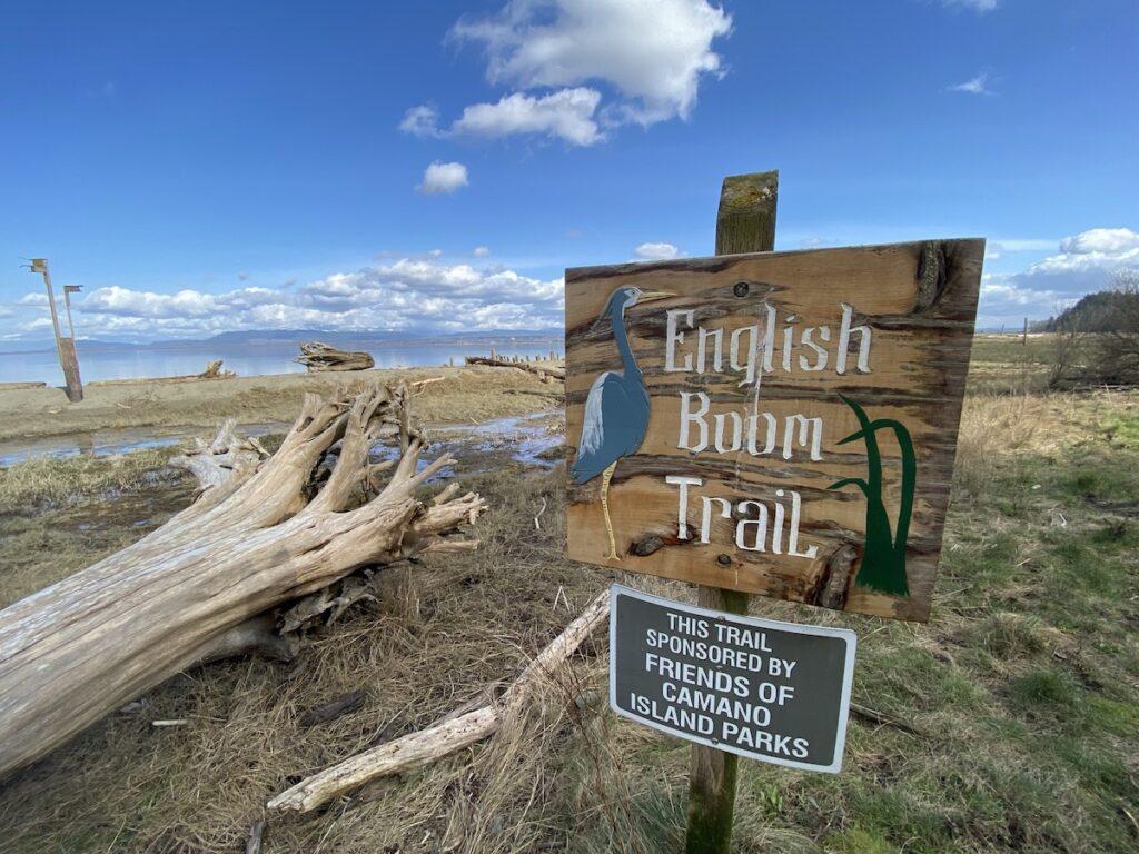 English Boom Trail County Park, Camano Island.