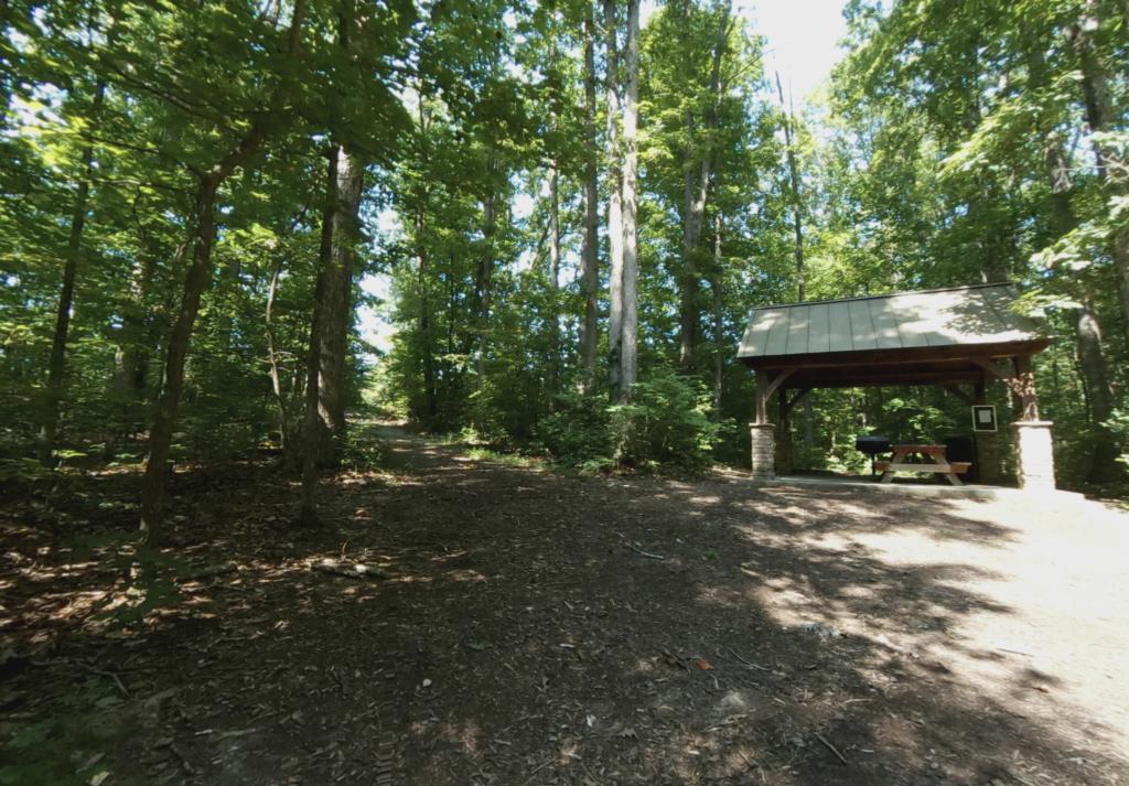 Fighting Creek Park in Powhatan, Virginia.