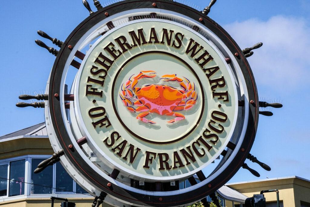 Fisherman's Wharf in San Francisco.