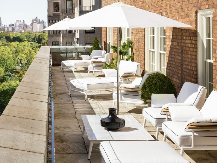 Five-bedroom terrace, Mark Hotel, New York City