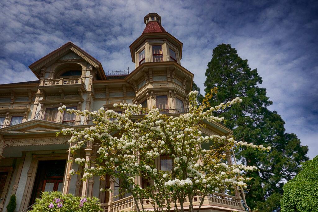 Flavel House Museum in Astoria