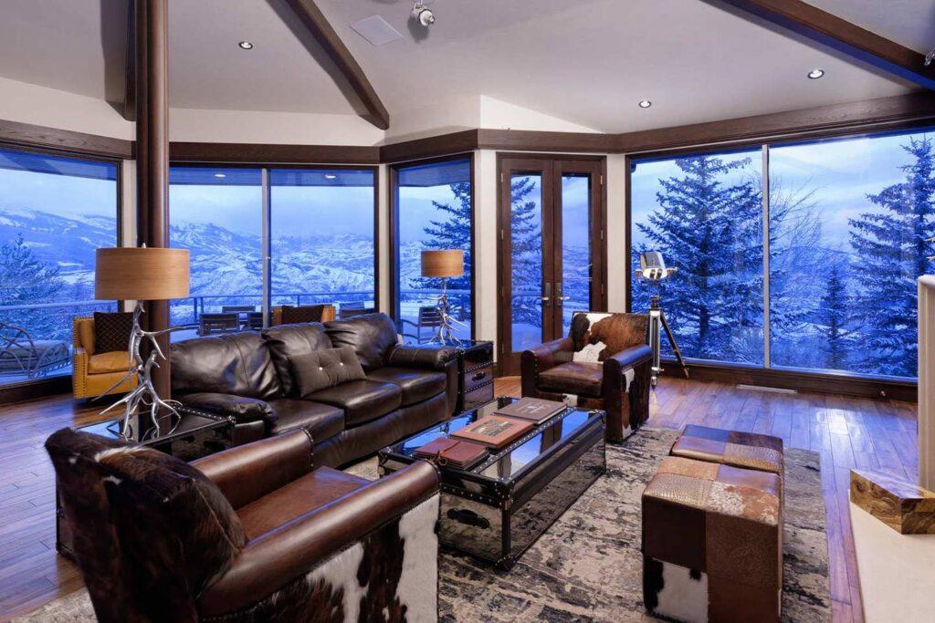 Four Peaks Estate in Aspen.