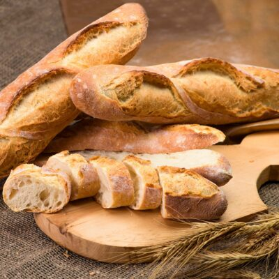 French baguettes.