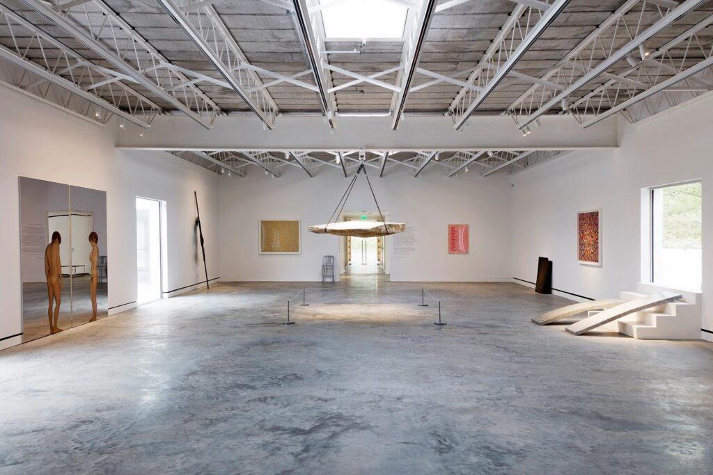 Gallery 1 at Magazzino Italian Art