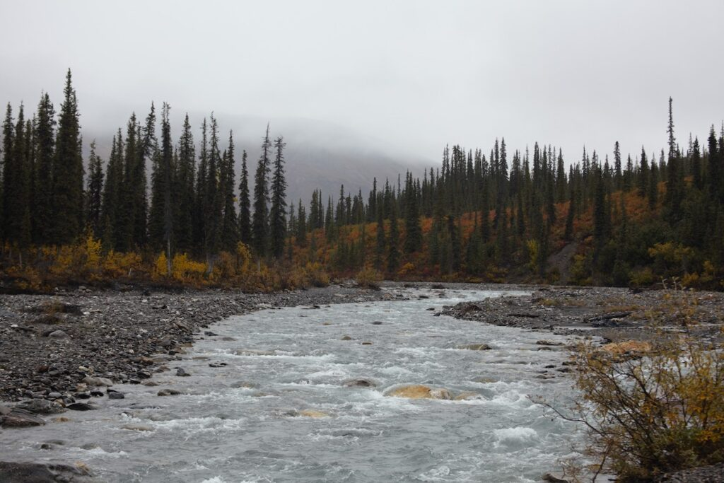 Gates Of The Arctic National Park And Preserve, Alaska.