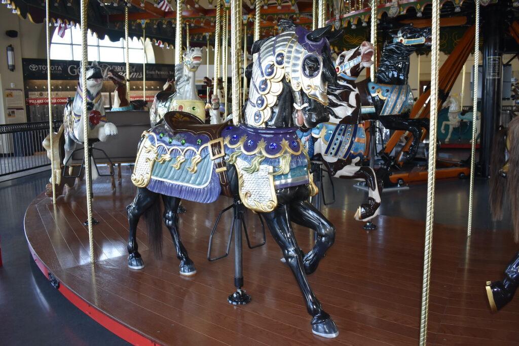 Gesa Carousel Of Dreams, Kennewick.
