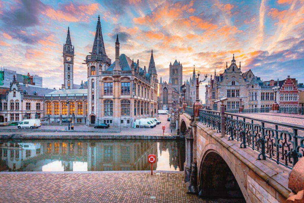 Ghent, Belgium.