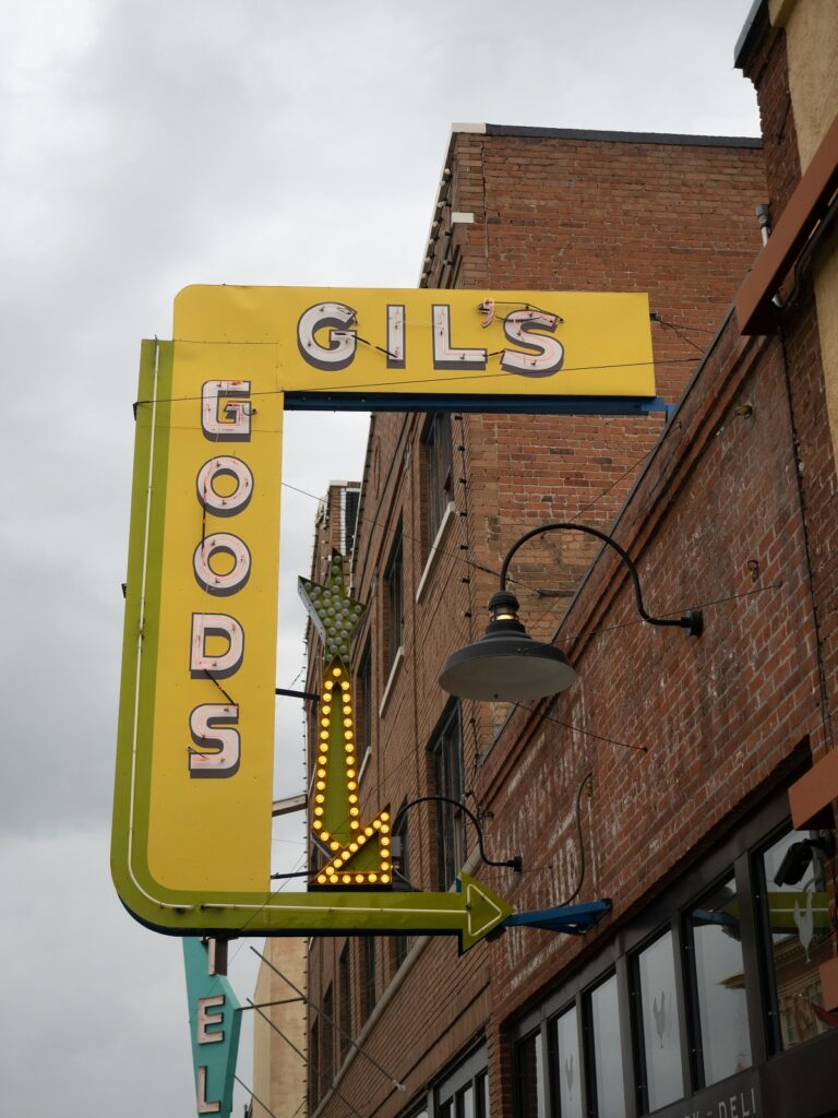 Gil's Goods in downtown Livingston.