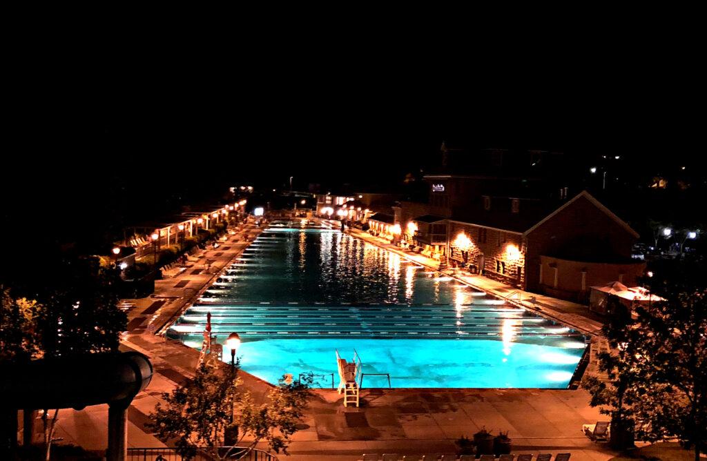 Glenwood Hot Springs Resort in Colorado.