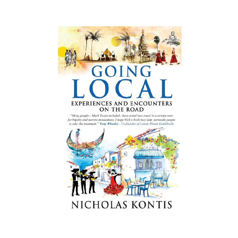 Going Local: Experiences And Encounters On The Road.