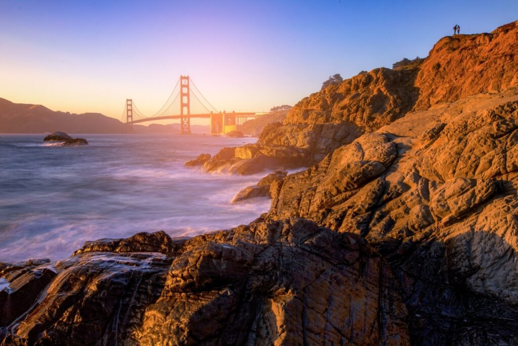 Golden Gate National Recreation Area in California.