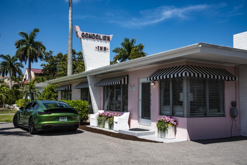 Gondolier Inn in Naples, Florida.