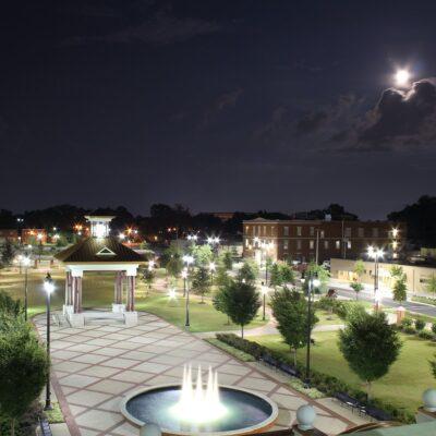 Government Plaza in Tuscaloosa, Alabama.