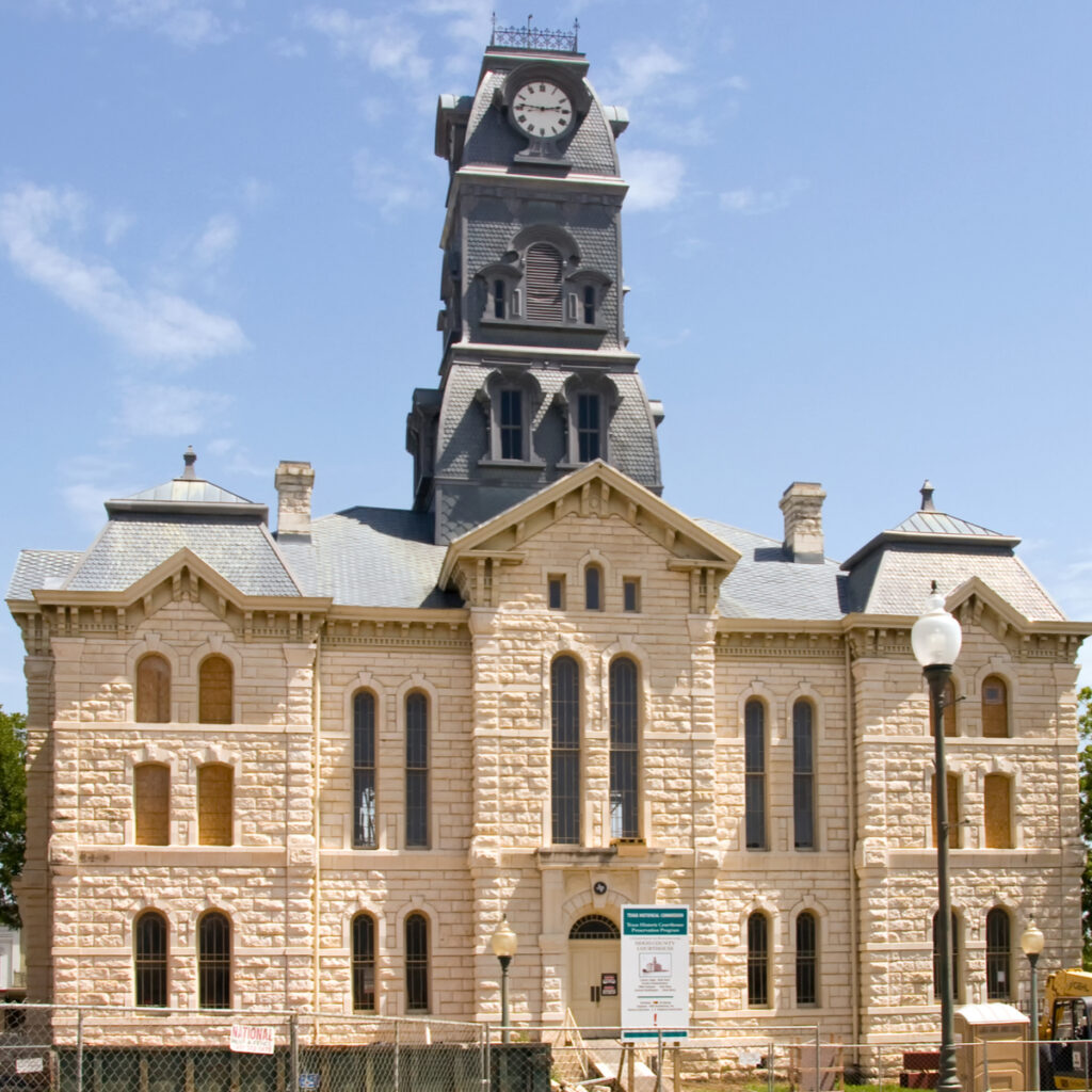 Granbury, a small town near Fort Worth, Texas.