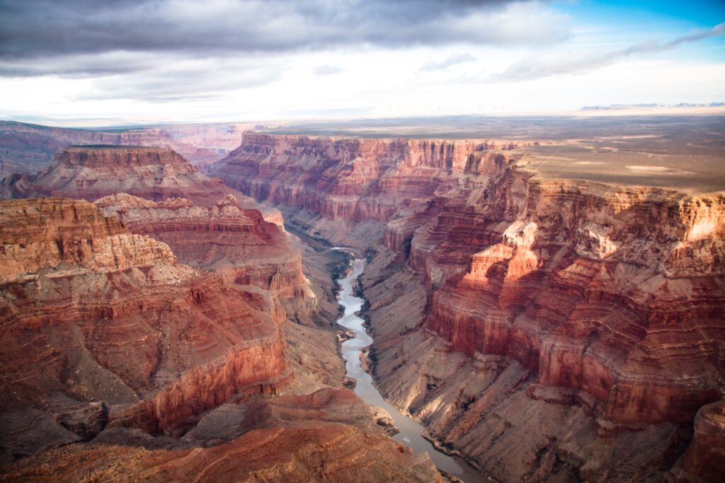 Grand Canyon National Park in Arizona.