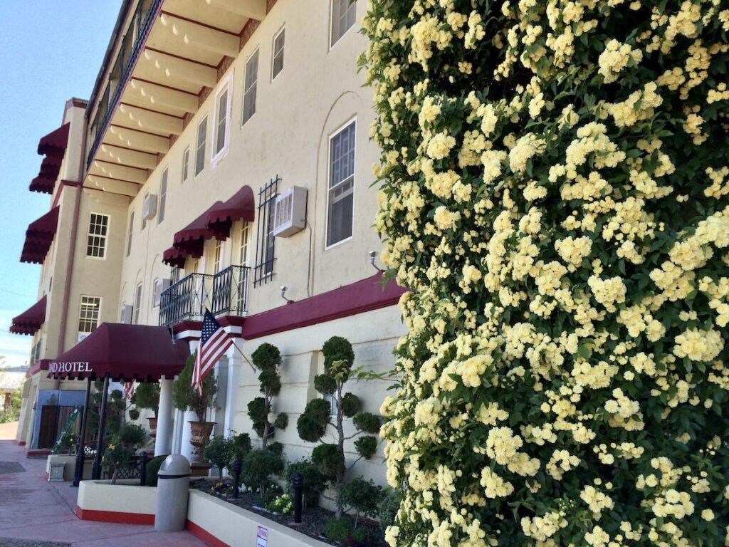 Grand Hotel in Jerome, Arizona.