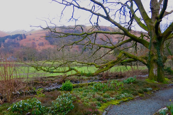 Grasmere in Northern England.