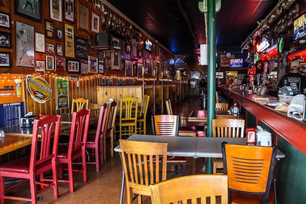 Gray's Coors Tavern in Pueblo, Colorado.