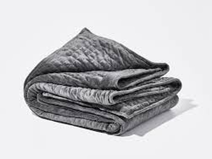 grey Gravity weighted blanket
